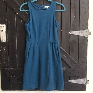 Madewell blue dress size xs